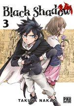 Black Shadow 3 Manga