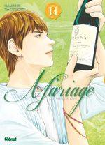 Les gouttes de dieu - Mariage 14 Manga
