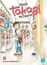 Quand Takagi me taquine 5 Manga