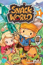 Snack World # 1