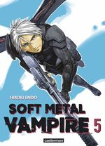 Soft Metal Vampire # 5