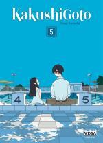 Kakushigoto 5 Manga