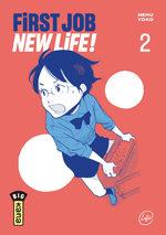 First Job, New Life T.2 Manga