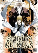 Spirits seekers # 4