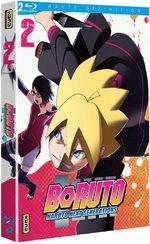 couverture, jaquette Boruto: Naruto Next Generations 2