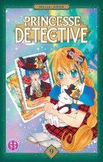 Princesse détective # 9