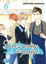 couverture, jaquette Let's pray with the priest 6