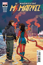 Magnificent Ms. Marvel # 12