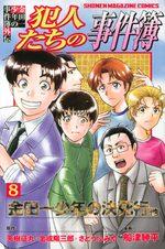 Kindaichi Shounen no Jikenbo Gaiden Hannin tachi no Jikenbo 8 Manga