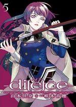 Di(e)ce 5 Manga