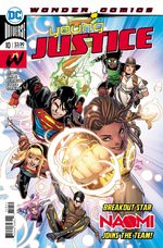 La ligue des justiciers – nouvelle génération  # 10