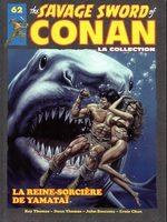 The Savage Sword of Conan 62