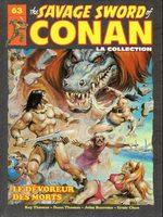 The Savage Sword of Conan 63