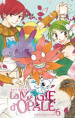 La magie d'Opale 6 Manga