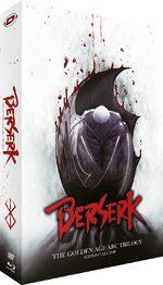 Berserk - L'Âge D'Or - trilogie 0 Produit spécial anime