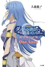 DanMachi : Arrow of the Orion 2 Light novel