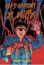 Que s'abattent les griffes ! 2 Manga