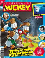 Le journal de Mickey 3541 Magazine