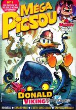 Méga Picsou 1 Magazine