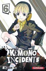 Kemono incidents 6 Manga