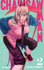 Chainsaw Man # 2
