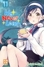 We never learn 11
