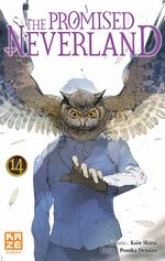 The promised Neverland T.14 Manga