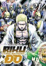 Riku-do - La rage aux poings 21