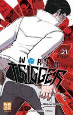 World Trigger # 21