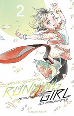Running girl - Ma course vers les paralympiques T.2 Manga