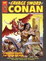 The Savage Sword of Conan 65