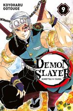 Demon slayer 9 Manga