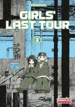 Girls' Last Tour # 3