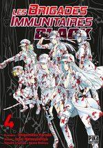 Les Brigades Immunitaires Black 4 Manga