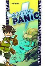 Antik panic 1 Global manga