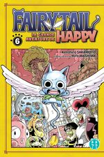 Fairy tail - La grande aventure de Happy # 6