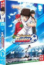 couverture, jaquette Captain Tsubasa (2018) Coffret 1