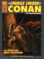 The Savage Sword of Conan 67
