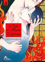 La Cage de la Mante Religieuse 4 Manga