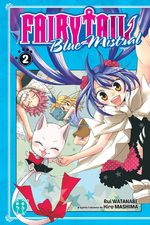 Fairy Tail - Blue mistral 2