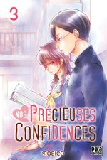 Nos précieuses confidences 3