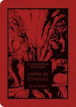 Les chefs d'oeuvre de Lovecraft - L'appel de Cthulhu Manga