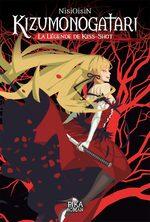 Kizumonogatari 1 Light novel