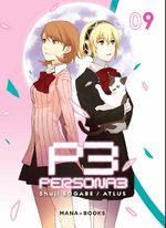 Persona 3 9 Manga