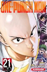 One-Punch Man # 21