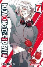 Kemono incidents 7 Manga