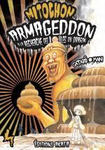 couverture, jaquette Mitochon Armageddon 4