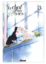 Le Chat aux Sept Vies 3 Manga