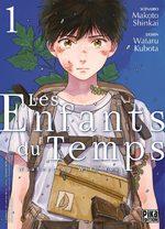 Les Enfants du Temps 1 Manga