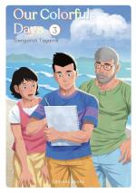 Our Colorful Days 3 Manga